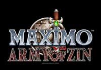 MAXIMO VS. ARMY OF ZIN™ @ www.contactmusic.com