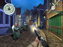 Medal of Honor Frontline On PS2 @ www.contactmusic.com