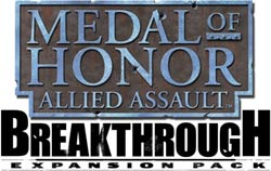 "Medal of Honor Allied Assault ""Breakthrough"" Expansion Pack Reviewed On PC"