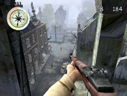 Medal of Honor Frontline On PS2 - Reviewed  @ www.contactmusic.com