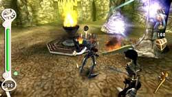 MediEvil: Resurrection - PSP Screenshots