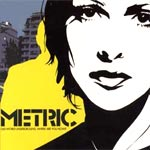 Metric - Combat Baby - Single Review