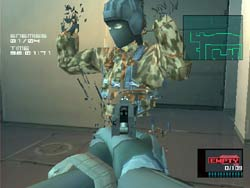 Metal Gear Solid 2 Substance sneaks on to Xbox and PlayStation 2 in readiness for 2003 release@ www.contactmusic.com