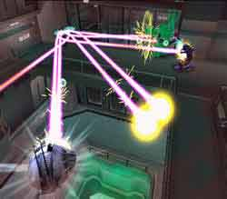 Men in Black II: Alien Escape Review On PS2 @ www.contactmusic.com