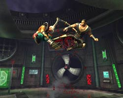 Mortal Kombat: Armageddon - Screenshots PS2