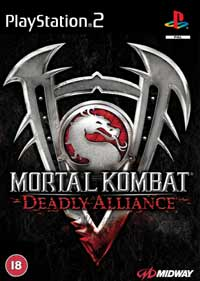 Mortal Kombat Deadly Alliance Reviewed on PS2 @ www.contactmusic.com