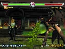 Mortal Kombat Deadly Alliance PS2 Screenshots @ www.contactmusic.com