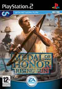 Games - Medal of Honor: Rising Sun Review on PS2