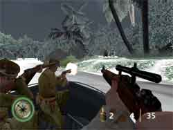 Games - Medal of Honor: Rising Sun PS2 review