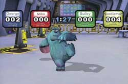 Monsters Inc. - Screenshots @ www.contactmusic.com
