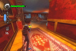 Monster House - PS2 Screenshots - THQ