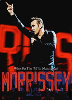 "Morrissey - Who Put the ""M"" in Manchester? - Audio Streams"