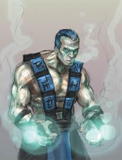 Mortal Kombat: Deadly Alliance Characters @ www.contactmusic.com