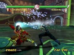 Mortal Kombat: Deadly Alliance Screenshots @ www.contactmusic.com