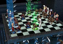 Mortal Kombat Deception - Screenshots Playstation 2