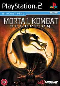 Mortal Kombat Deception - Review Playstation 2