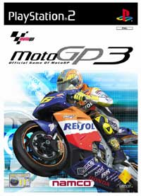 Moto GP 3 Reviewed on PS2  @ www.contactmusic.com