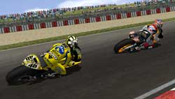 Moto GP - Screenshots