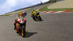 Moto GP - Screenshots PSP