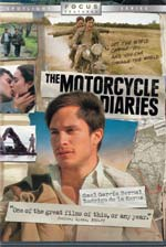 THE MOTORCYCLE DIARIES - Trailer