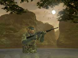 Metal Gear Solid®3: Snake Eater previewed @ www.contactmusic.com
