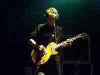 The Music: Empress Ballroom Blackpool 02/05/03 reviewed @ www.contactmusic.com