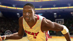 NBA Live 06 - Screenshots Xbox 360