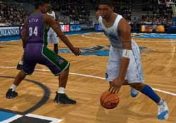 SEGA NBA 2K3 - Screenshots @ www.contactmusic.com