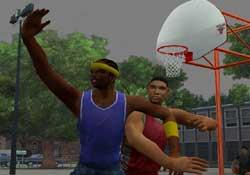 SEGA NBA 2K3 - Screenshots @ www.contactmusic.com