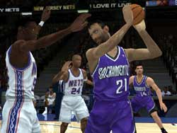 NBA Live 2004 - Xbox screenshots