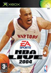Games - NBA Live 2004 - Xbox review