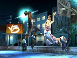 NBA Street V3 – Xbox Screenshots