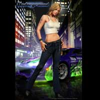 Games - Need For Speed Underground Review PS2