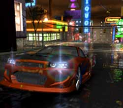 Need For Speed Underground Screenshots PS2