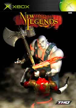 New Legends on XBOX @ www.contactmusic.com