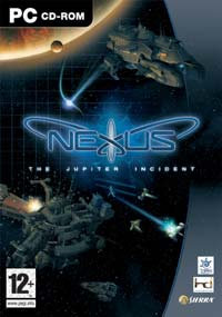 Nexus: The Jupiter Incident - PC Review
