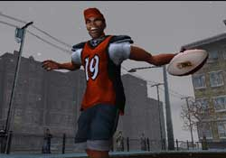 NFL Street Screen Shots