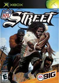 Game - NFL Street – Reviewed on Xbox