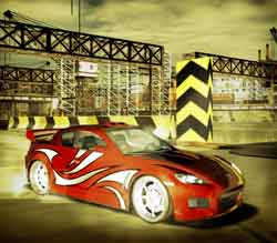 Need for Speed: Most Wanted - PS2 Screenshots