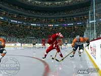 NHL 2K3 Reviewed on Playstation 2 @ www.contactmusic.com