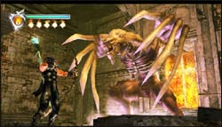 Ninja Gaiden - Xbox Screenshots