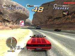 Outrun 2 - Xbox Review