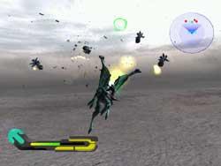 Panzer Dragoon Orta Screenshots @ www.contactmusic.com