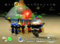 Pikmin On Gamecube @ www.contactmusic.com