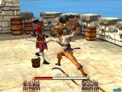 Sid Meier's Pirates - Sceenshots