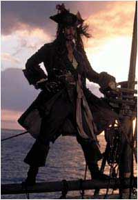 Pirates of the Caribbean - JOHNNY DEPP stars in great new adventure movie