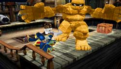 Power Stone Collection - Screenshots PSP - Capcom