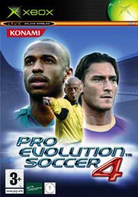 Pro Evolution Soccer 4 – Xbox review