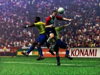 Games - Pro Evolution Soccer 3 Review PS2