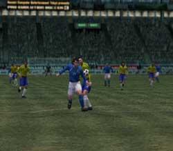 Pro Evolution Soccer 3 Screenshots